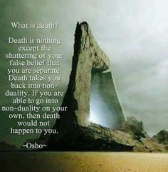 What's death?