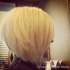 a-line short haircut... super cute!