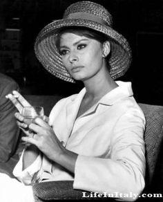 Sophia Loren was born as Sofia Scicolone at the Clinica Regina Margherita in Rome, Italy, on September 20, 1934.