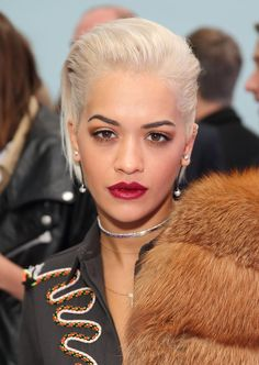 Pin for Later: The Stars Were Sitting Pretty in the Milan Fashion Week Front Row Rita Ora
