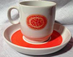 Buy Vintage Thomas Flammfest from Germany Tea Set 13 Piecefor R121.00
