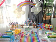 Candy bar tematico