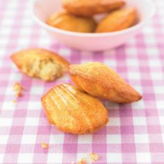 Healthy pudding recipe: Dukan Diet Orange Flower Madeleines