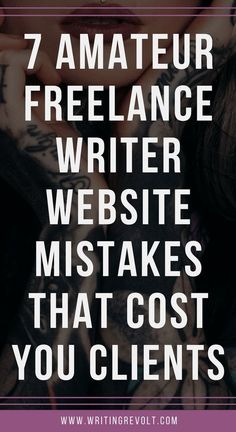 Making Money Writing Online - Are you making any of the freelance writer website mistakes in this post? Find out, and learn how to make your site convert more visitors to clients! Online Writing Jobs, Freelance Writing Jobs, Online Jobs, Make Money Writing, How To Make Money, Writing Prompts, Writing Tips, Writing Resources, Writing Help