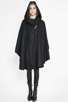 Wool Cloak from Ovate. I die, seriously.