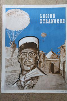 affiche légion 1959