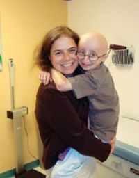 """A Mother's Momentum""~Great article on Dr. Leslie Gordon, PRF's Medical Director.  ""For nearly fifteen years, Gordon has devoted her life to the study, treatment and awareness of a disease most people have never heard of. Her tenacity is rarer than the disease itself: She spends two or three days a week at research facilities in Providence and two or three days a week at clinical trials in Boston, plus house calls and restless nights and working weekends. Her momentum grows stronger by the…"