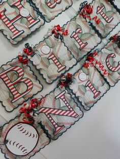 Baseball Themed Ultimate Birthday Party by ASweetCelebration