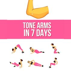 #weightlosstransformation #exercisefitness #athomeworkouts #loseweight #weightloss #exercises #effective #challenge #exercise #fitness #burnfat #fatburn #results #perfect #workoutTone Up Your Arms in 7 Days at Home with Effective Exercises Reduce arm fat easy and quick!!! Simple exercises will help you to get lifted arms in 7 days!!! Just 7-days challenge will help your arms become perfect. Follow them and enjoy the results!Reduce arm fat easy and quick!!! Simple exercises will help you t... Easy Workouts, At Home Workouts, Reduce Arm Fat, 7 Day Challenge, Toned Arms, Weight Loss Transformation, Fat Burning, Exercises, Lose Weight