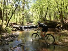 """Augusta, #Georgia has been named one of """"The Top 10 Mountain Bike Cities in North America!"""""""