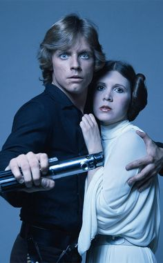 On-Screen Siblings: Carrie Fisher: A Life in Pictures