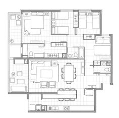 Floor Plans, World, Group, Buildings