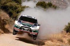 Tras el @rallyargentina comenzará el periplo europeo del @officialwrc sobre tierra. ¿Quién es el piloto de la foto?  Després del #RallyArgentina començarà el periple europeu del #WRC sobre terra. Qui és el pilot de la foto?