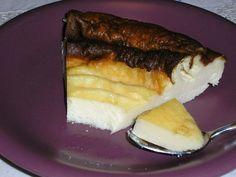 Tarta de queso al horno super facil.