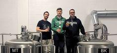 C'est la passion pour la bière et l'envie de créer qui a poussé Patrick Farrell et Troy Olynyk à ouvrir la Microbrasserie Labrosse, située sur l'avenue du même nom à Pointe-Claire.