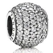 Pandora Clear Pavé Lights Charm