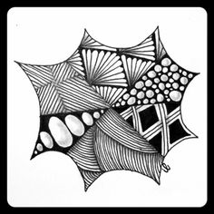 Zentangle Zoo