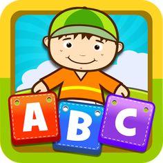 APRENDE A DELETREAR Y ESCRIBIR  Divertida App educativa para aprender a escribir, leer y mejorar la ortografía en inglés y español.  El juego está diseñado para niños de todas las edades.  Para los más chicos es una divertida forma de aprender idiomas al asociar las imágenes con las palabras.   Al seleccionar cada letra la aplicación la pronunciará con una agradable voz, así el niño aprenderá a pronunciarla.