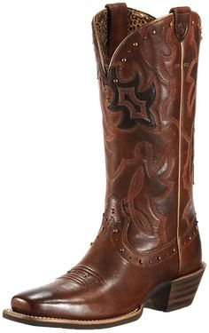 1 Most popular classic cowgirl boot 2012: Ariat Women's Heritage ...