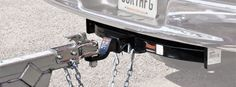 I just recently bought a trailer to tow our four wheelers. Now I am looking to buy a hitch for our SUV to hook up to our trailer. I am going to need a hitch like the one in this picture that fits SUV's