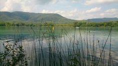 Lago Banyoles,  Cataluña, España