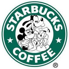What may be my two favorite things.Starbucks and Disney. And they are now finally colliding at last. Starbucks is coming to Disney Parks! Disney Parks, Disney Food, Walt Disney World, Mickey Mouse, Disney Mickey, Disney Pixar, Disney Vacations, Disney Trips, Disney Starbucks