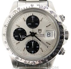 7d9a428a0 Tudor Rolex 79180 Big Block Daytona Oysterdate Chronograph Used Watches, Men's  Watches, Watches Online
