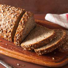 A versatile, tasty Buckwheat Bread recipe awaits. Gluten Free Buckwheat Bread, Sugar Eggs, Sifted Flour, Loaf Pan, Gluten Free Baking, Bread Recipes, Banana Bread, Tasty, Cooking