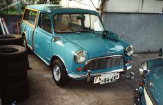 1962 Morris MINI Traveler MK-1