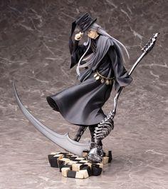 Black Butler Book of Circus: ARTFXJ Undertaker 1/8 Scale PVC Statue | Yorokonde.de - Ihr Online-Shop für original Anime-Figuren und Modellbausätze aus Japan
