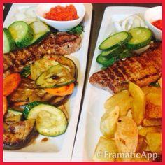 food, split