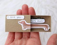 Tarjeta de San Valentín ingenioso / Humor San por 3XUdesign en Etsy