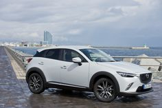 Mazda CX-3  www.voyagerclub.mazda-dealer.pl