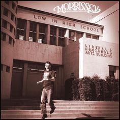 New #morrissey LP #lowinhighschool out on November 17 on #bmgrecords  Listen to the @nearperfectpitch weekly #music #podcast  _______________________________________________________  #britpop #indie #alternative #shoegaze #punk #postpunk #newwave #madchester #baggy #nme #c86 #goth #radio #itunespodcast #googleplay #ckcufm #bandcamp #pledgemusic #peelsessions #vinyl #thesmiths #manchester