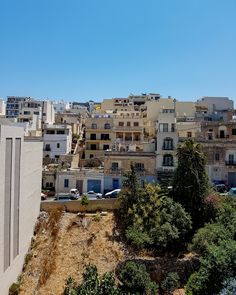 View from the roof terrace of the Solana Hotel and Spa in Mellieha, Malta | Mini Adventures Blog
