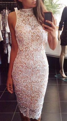 <3  lace dresses