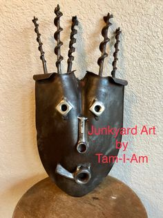 """Visit our internet site for additional details on """"metal tree art scrap"""". It is actually an exceptional spot to find out more. The heritage of your island Welding Art Projects, Metal Art Projects, Metal Crafts, Recycled Crafts, Welding Ideas, Metal Yard Art, Metal Tree Wall Art, Scrap Metal Art, Plasma Cutter Art"""