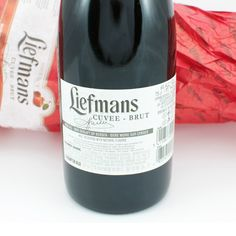 'Liefmans Cuvee Brut'   This is the beverage that carved a very special place in my heart for sour beers.  Cuvee brut is a kriekbier (cherry beer) that combines all the best attributes of a cherry (sweet, tart and dark) with the lightness of a cider.  It is not cloying or artificial- just right!  Among my personal faves!