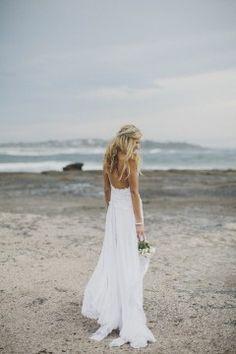 Boho wedding dress boho bride bohemian beauty beach bride Grace loves lace lace wedding dress www.graceloveslace.com