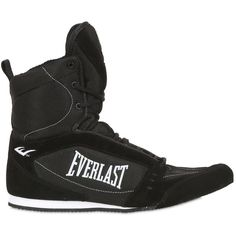 meet 1d92f 61f0a Everlast Men Competition High Top Boxing Sneakers (370 PEN) ❤ liked on  Polyvore featuring