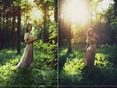 love light. Anastasia Volkova