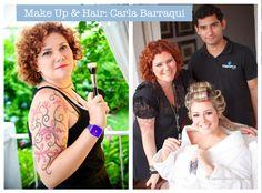 Hoje é dia de Un Mariage au Paradis! Guia selecionado: os parceiros do Un Mariage Au Paradis | Colher de Chá Noivas – O blog dos casamentos criativos #colherdechanoivas #carlabarraqui #makeup