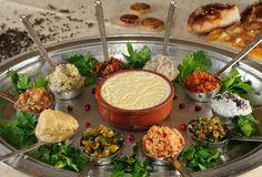 Mardin Cerciş Murat Konağı'nda yemek