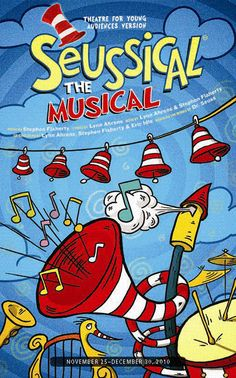 Seussical the Musical.