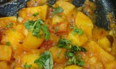 Potato Curry (Bateta Saak)
