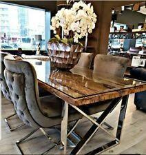 Esszimmertisch Antik Gunstig Kaufen Ebay Design Esstische Einzigartig Und Edel Riess Ambiente De Rustikaler Esstisch Wind In 2020 Design Rustic Dining Table Antiques