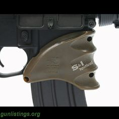 ar 15 attachments  | ... www.gungearusa.com/AR_15_Grips-Command_Arms_AR_15_Magwell_Grip.html