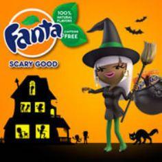 Fanta Halloween Instant Win (1,128 Winners!) on http://www.icravefreebies.com/  #SpookySnackLabContest