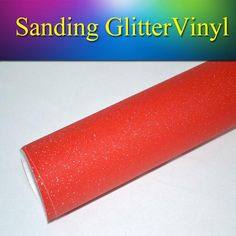 1.52x30m5x98FT Red Glitter Sparkle Decal Vinyl Sticker Sanding Pearl Vinyl Foile for Vehicle Wrapping Air Bubble Free Online with $256.55/Meter on Sallyyang0301's Store   DHgate.com