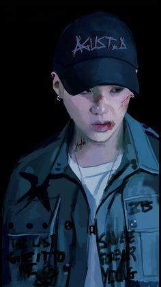 "jemyart: "" [Emergency commission Info] I'm a public enemy. Foto Bts, Bts Photo, Bts Bangtan Boy, Bts Taehyung, Vkook Memes, Min Yoonji, Rap Lines, Bts Drawings, Bts Chibi"